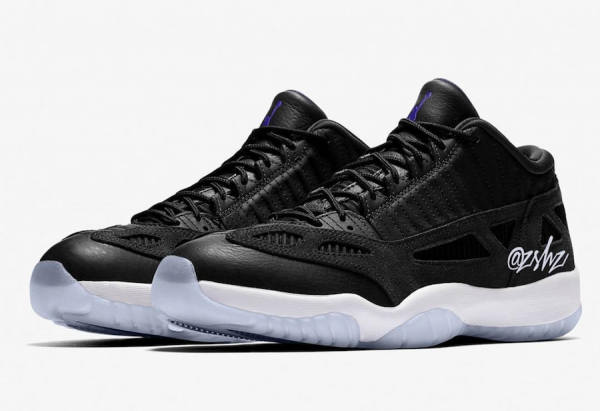 buy online eb9df 3da8a Air Jordan 11 Low IE Color  Black White-Concord Style Code  919712-041. Release  Date  July 2019. Price   170