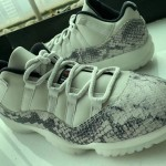 "【6月1日】Air Jordan 11 Low Snakeskin ""Light Bone"" 【CD6846-002 】"