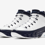 """【2月9日発売】Air Jordan 9 All-Star """"WHITE/NAVY""""【エアジョーダン9】"""