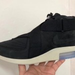 "【新画像】Nike Air Fear of God Moccasin ""Black""【2型】"
