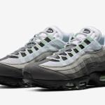 """【5月10日】Nike Air Max 95 """"Fresh Mint"""" CD7495-101"""