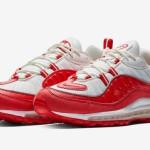 """【1月25日発売】Nike Air Max 98 """"University Red"""" 640744-602"""