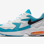 "【1月18日】Nike Air Max2 Light OG ""Blue Lagoon"" 【AO1741-100】"