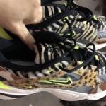 """【リーク】Nike M2K Tekno """"Animal Print""""【ナイキ M2K テクノ】"""