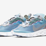 "【2月15日】Nike React Element 87 ""Royal Tint"" AQ1090-400"