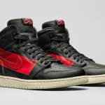 "【2月23日発売】Air Jordan 1 High OG Defiant ""Couture"" Black/Gym Red【エアジョーダン1 クチュール】"