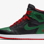 【2020】Air Jordan 1 Retro High OG Pine Green-Gym Red 555088-030