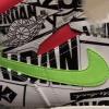 """【2019年春後半】Air Jordan 1 Mid """"New Graphic""""【エアジョーダン1】"""