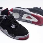 """【5月11日発売】Air Jordan 4 """"Bred""""【エアジョーダン ブレッド】"""