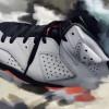 """【7月発売】Air Jordan 6 Retro """"PSG""""【パリサンジェルマン x エアジョーダン6】"""