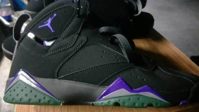 "6月22日発売】Air Jordan 7 ""Ray Allen""【エ"