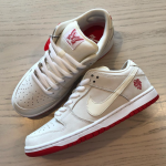 【ガルドンSB】Girls Don't Cry x Nike SB Dunk Low【ホワイト】