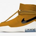 """【夏発売】Nike Air Fear of God SA """"Wheat Gold【エア フィア オブ ゴッド SA】"""