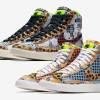 Nike Blazer Mid Gel CJ4239-981, CJ4239-491