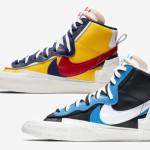 【5/30発売】Sacai x Nike Blazer Mid【サカイ x ナイキ ブレザー ミッド 公式画像】