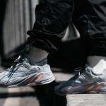"""【着用画像】adidas Yeezy Boost 700 """"Inertia""""【イージーブースト700】"""