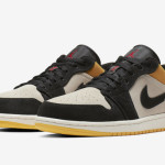 "【2019夏】Air Jordan 1 Low ""University Gold"" 553558-127"