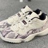 "【6月1日発売】Air Jordan 11 Low Snakeskin ""Light Bone""【エアジョーダン11】"