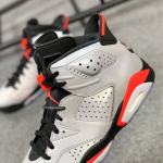 "【4月発売】Air Jordan 6 JSP ""3M Reflective Infrared""【エアジョーダン6】"