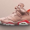 "【3月15日】Air Jordan 6 ""Aleali May"" CI0550-600"
