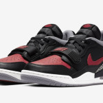 "【3月発売】Jordan Legacy 312 Low ""Bred Cement"" CD7069-006"