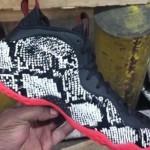 """【4月15日発売】Nike Air Foamposite One """"Snakeskin""""【エア フォームポジット ワン】"""