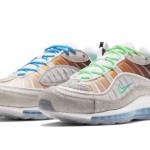 """【4月13日】Nike Air Max 98 """"La Mezcla"""" CI1502-001"""