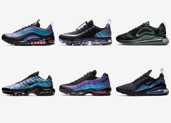 """3月21日発売 Nike Air Max """"Throwback Future"""" Pack  4c503ec61"""