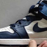 "【8月17日発売】Air Jordan 1 Retro High OG ""Obsidian""【エアジョーダン1】"