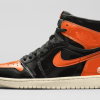 "【ハロウィーン】Air Jordan 1 Retro High OG ""Shattered Backboard 3.0"""