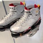 """【6月8日発売】Air Jordan 7 """"Reflective Cardinal""""【エアジョーダン7】"""