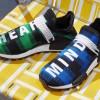 """【5月3日発売】BBC x adidas NMD Hu """"Digijack"""" Pack【ビリオネア ボーイズ クラブ x アディダス】"""