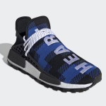 "【5月3日】BBC x adidas NMD Hu ""Blue Plaid"" 【EF7387】"