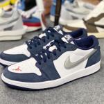 """【2019年夏発売】Nike SB x Air Jordan 1 Low """"Midnight Navy""""【ナイキ SB x エアジョーダン1 ロー】"""