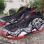 """【5月25日発売】Nike Air Foamposite One """"Snakeskin""""【ナイキ エア フォームポジット ワン】"""