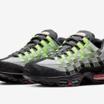 【4月27日】Nike Air Max 95 Woven AQ0764-001