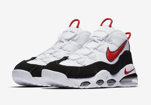 近日発売】Nike Air Max Uptempo 95