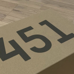 【リーク】Yeezy 451 Shoes Box【イージー 451】