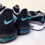 """【4月27日】atmos x Nike LeBron 16 Low """"Clear Jade"""""""