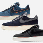 "【5月24日】3×1 x Nike Air Force 1 ""Selvedge Denim"" Collection"
