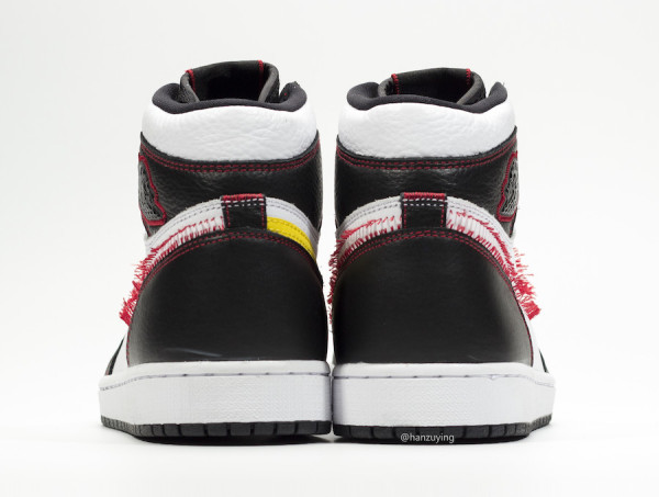 1031494b7aa7 Air Jordan 1 High OG Defiant Color  White Black-Gym Red-Tour Yellow Style  Code  CD6579-071. Release Date  July 2019. Price   175
