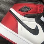 """【8月31日発売】Air Jordan 1 Satin """"Black Toe""""【エアジョーダン1 サテン】"""