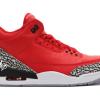 """【2020年2月発売】Air Jordan 3 """"Varsity Red""""【エア ジョーダン 3】"""