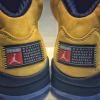 "【リーク】 Air Jordan 5 SP ""Michigan"" CQ9541-704"