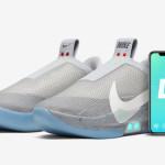 """【6月5日】ナイキ アダプトBB ウルフグレー """"マグ"""" / Nike Adapt BB """"Mag"""" AO2582-002"""