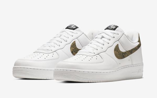 """5月22日】Nike Air Force 1 Low """"Ivory"""
