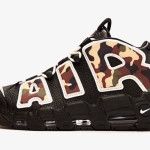 """【6月19日発売】Nike Air More Uptempo """"Black Camo""""【エア モア アップテンポ】"""