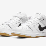 "【近日発売】Nike SB Dunk Low ""Orange Label"" White/Gum【ナイキ SB ダンク】"