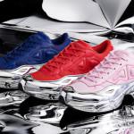 """【5月23日発売】Raf Simons x adidas Ozweego """"Mirrored Pack""""【ラフシモンズ x アディダス】"""