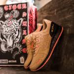"""【登録受付中】Sneaker Freaker x ASICS Gel Lyte III """"Tiger Snake""""【スニーカー フリーカー x アシックス】"""
